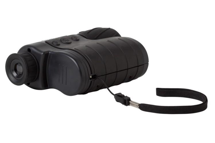 Монокуляр ночного видения Firefield N-Vader цифровой 3-9x, цвет - черный, чехол, блистер (тип питания 4шт. АА) quarta-hunt.ru