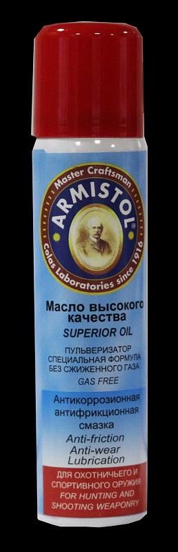 Armistol - масло для оружия, пульверизатор, 110 мл (12 шт./уп.) (рус) quarta-hunt.ru