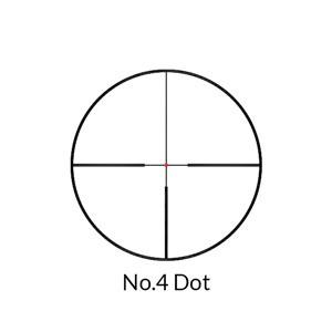Прицел Nikko Stirling серии DIAMOND 3-9X42 сетка No 4 dot (подсветка точка) 30мм quarta-hunt.ru