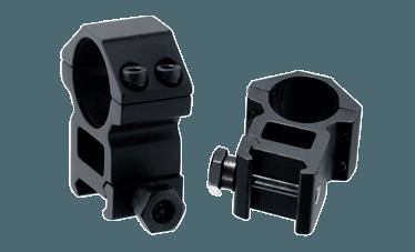 Кольца Leapers AccuShot 25,4 мм на WEAVER, STM, высокие 100 шт./кор. quarta-hunt