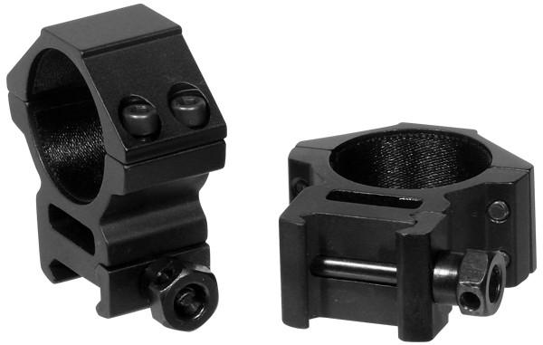 Кольца Leapers AccuShot 30 мм на WEAVER, STM, средние 100 шт./кор. quarta-hunt