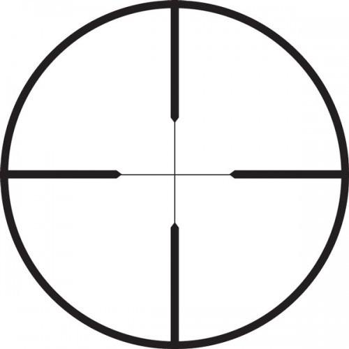 Прицел Nikko Stirling серии NIGHTEATER 3-9X42 сетка #4, 26мм. quarta-hunt.ru