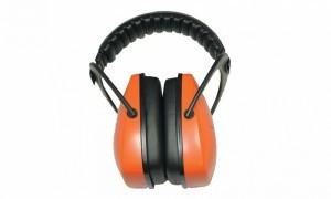 Наушники Arton 1000 складные, оранжевые, 28 дБ quarta-hunt.ru