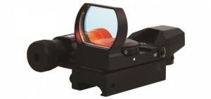 коллиматор Sightmark панорамный с ЛЦУ, 4 марки, крепление на планку 11 мм (ласточкин хвост) quarta-hunt.ru