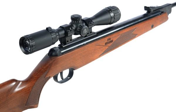 Прицел LEAPERS True Hunter Classic TF2+ 3-9x32 б/п, 25,4 мм, Mil-dot, сетка-нить, кольца на 11 мм. (20 шт./кор.) quarta-hunt.ru