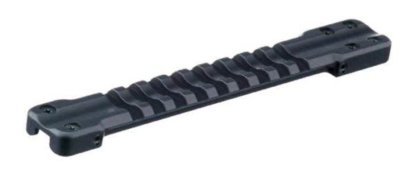 Основание Weaver для установки на вентилируемую планку гладкоствольных ружей. Ширина 11,0-12,1мм quarta-hunt