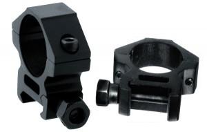 Кольца Leapers AccuShot 25,4 мм на WEAVER, STM, низкие 100 шт./кор. quarta-hunt.ru