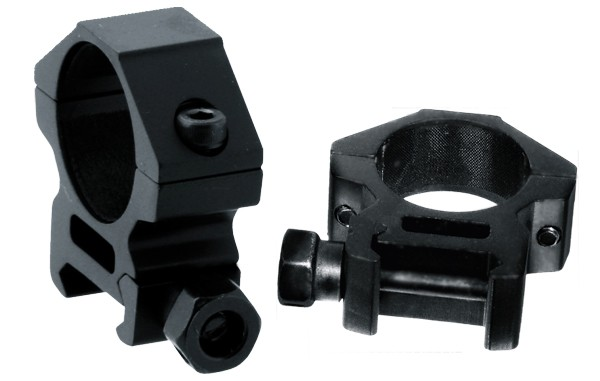Кольца Leapers AccuShot 25,4 мм на WEAVER, STM, низкие 100 шт./кор. quarta-hunt