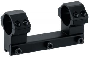Кронштейн LEAPERS AccuShot с кольцами 25,4 мм, для установки на призму 10-12 мм, высокий (60 шт/кор) quarta-hunt.ru