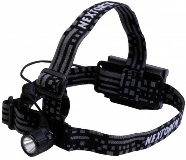 Налобный фонарь светодиодный Viker Star до 140 люмен, 3 режима (6 шт/уп) quarta-hunt