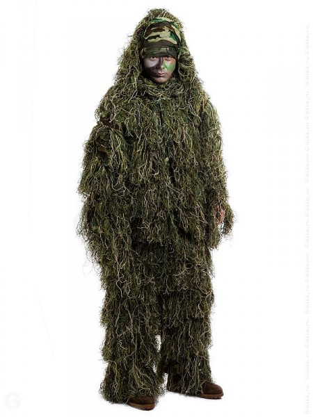 Костюм-леший Ghillie Woodland 10 шт./кор. quarta-hunt.ru