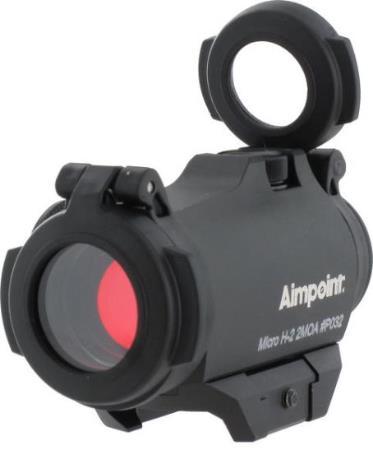 Коллиматорный прицел Aimpoint Micro H-2 под Weaver/Picatinny (2MOA,12ст.ярк.длина 68 мм,вес 96 гр.) quarta-hunt