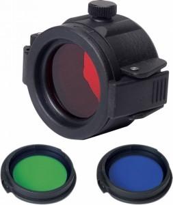 Крышка для фонарей с тремя светофильтрами (набор) (6 шт/уп) quarta-hunt.ru