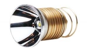 Запасная лампа CREE L66 R5 (320 люм.) для тактических фонарей NexTORCH T6A, T6A-LED, RT7, RT3, GT6A-S quarta-hunt.ru