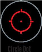 коллиматор Holosun INFINITI на Weaver + солн.бат., красн. смен.марка круг-точка или точка, 11 подсв.(+NV), 333гр. quarta-hunt.ru