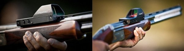 Коллиматорный прицел Redring Gen2 для ружей с вертикальным расположением стволов и полуавтоматов quarta-hunt.ru