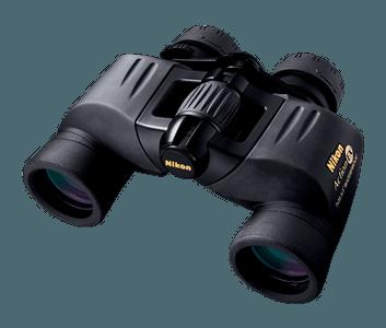 Бинокль Nikon Action EX 7×35 влагозазщищ. Porro-призма, Eco-glass-стекла, просветляющ.покрытие, защитн.крышки quarta-hunt