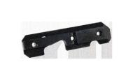 Боковая планка 11 мм Leapers для АК/Сайга (сталь)        (120 шт./уп.) quarta-hunt.ru