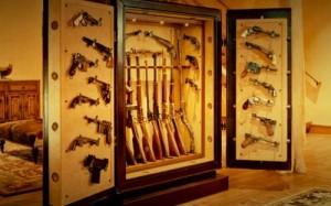 Советы по выбору и покупке оружейного сейфа