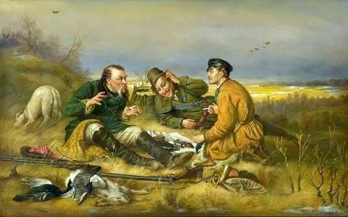 Приметы охотников