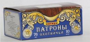 "Патроны охотничьи МАНГУМ 12/76, №""5″"