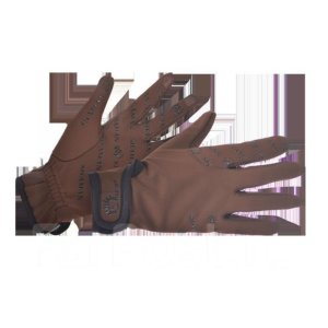 Перчатки Apex soft коричневый / BROWN
