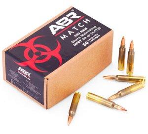 ABR MATCH .223 SMK 69 GR