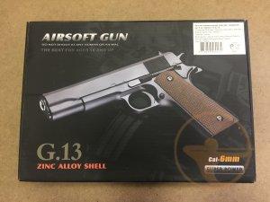 Пистолет софтэйр GALAXY G.13 пружинный