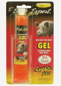 Приманки для кабана - искусственный ароматизатор выделений самки (гель)