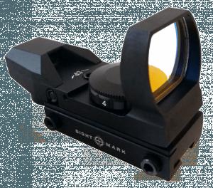Коллиматор Sightmark панорамный, 4 марки