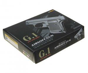 Пистолет софтэйр GALAXY G.1 пружинный