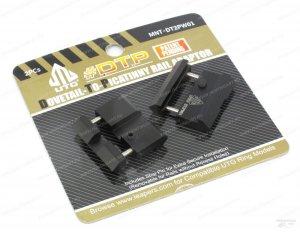 Адаптер-переходник Leapers ласточкин хвост/пикатинни