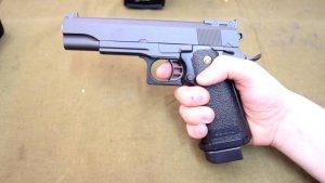 Пистолет софтэйр GALAXY G.6 пружинный