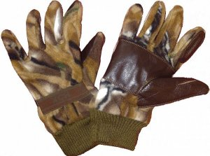 Перчатки охотника (камыш)
