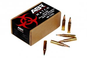 ABR MATCH .223 STMK 77 GR