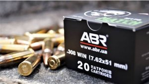 ABR HUNTER .308Win 167GR OTM Scenar