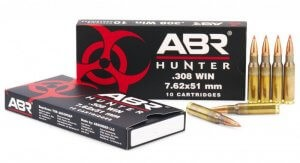 ABR HUNTER .308 A-MAX 155 GR