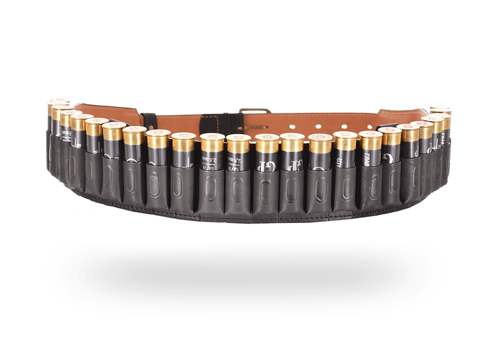 Патронташ К-12 24 патрона открытый (III)
