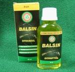 Масло по уходу BALSIN 50ml светлое