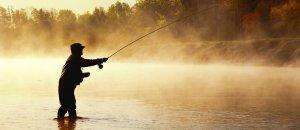 """Рыбалка в """"Калибре"""""""