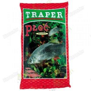 Прикормка Traper SEKRET 1 kg Ploc красная