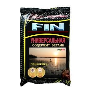 """Прикормка FIN """"Универсальная"""" цвет натуральный, 0,7 кг, ваниль"""