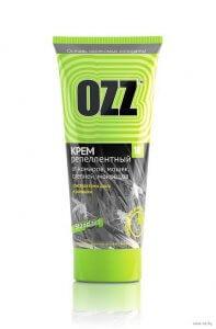OZZ10 Крем репеллент,100 мл