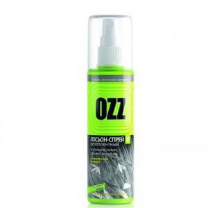 OZZ10,Лосьон-спрей репеллент, 100 мл