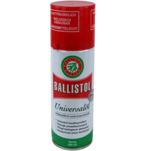 Ballistol spray 200ml масло оружейное