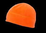 Шапка Рябчик / флис / оранжевый