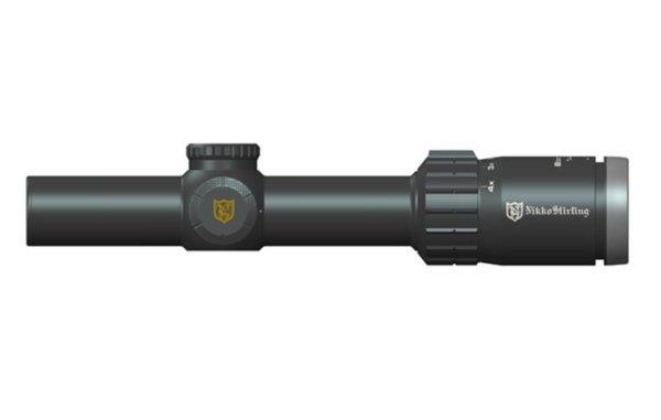 pricel-nikko-stirling-serii-boar-eater-1-4×24-30-mm-grav-setka-4-dot-extreme-podsvetka-tochki